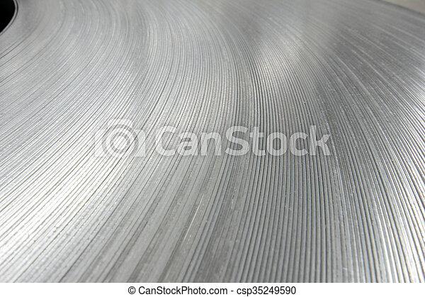 Rolls of steel sheet - csp35249590