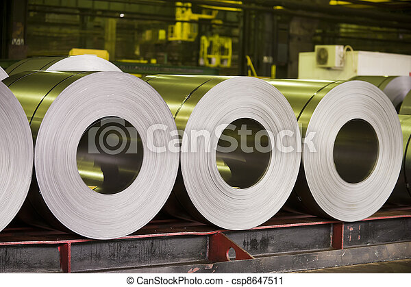 rolls of zinc steel sheet - csp8647511