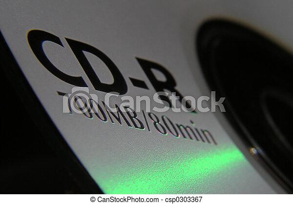 CD ROM - csp0303367