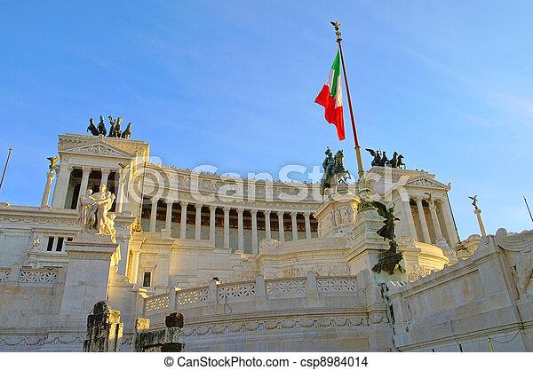 Rom Vittoriano 01 - csp8984014