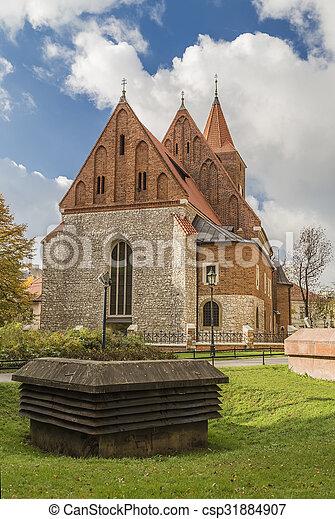 Roman Catholic Parish of the Holy Cross - csp31884907