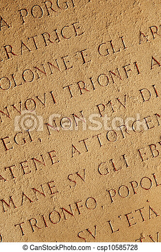 Roman letters texture stock photo - Search Pictures and Photo Clip ...