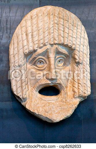 Roman mask - csp8262633