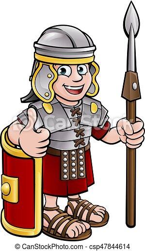 roman soldier cartoon character a roman soldier cartoon character rh canstockphoto com roman soldier clipart free