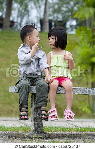 Young kids dating