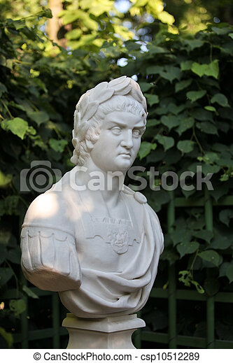 Nero Roman Imeratora - csp10512289