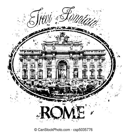 rome - csp5035776