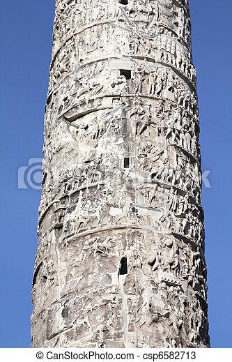 Rome column - csp6582713