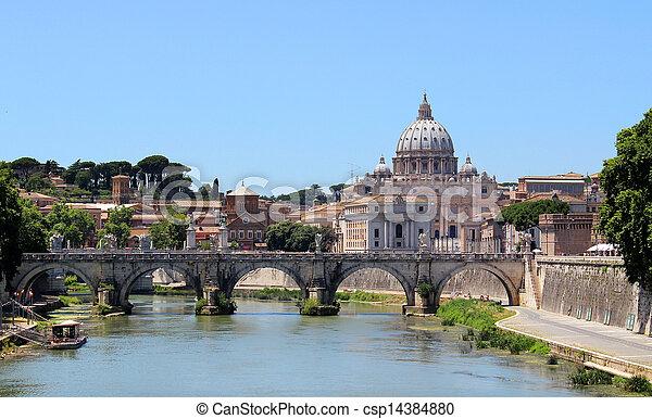 Rome Impressions - csp14384880