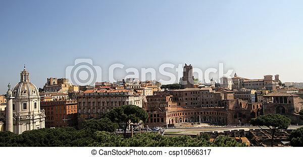 Rome - csp10566317