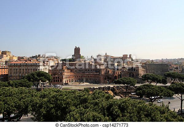 Rome - csp14271773