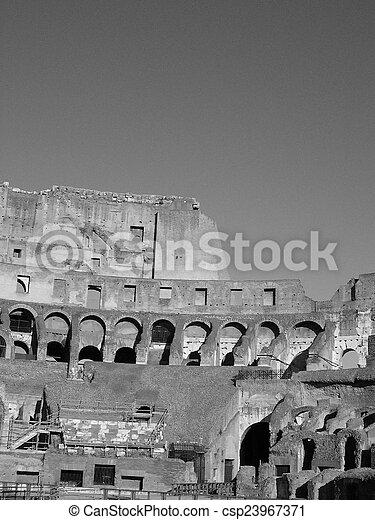 Rome - csp23967371