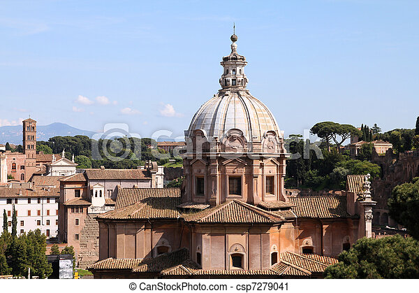 Rome - csp7279041