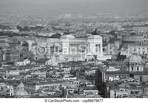 Rome - csp86679677