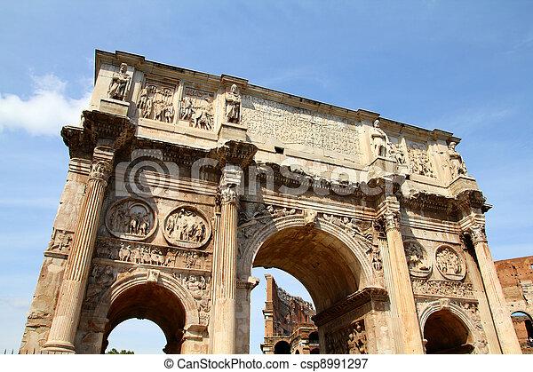 Rome - csp8991297