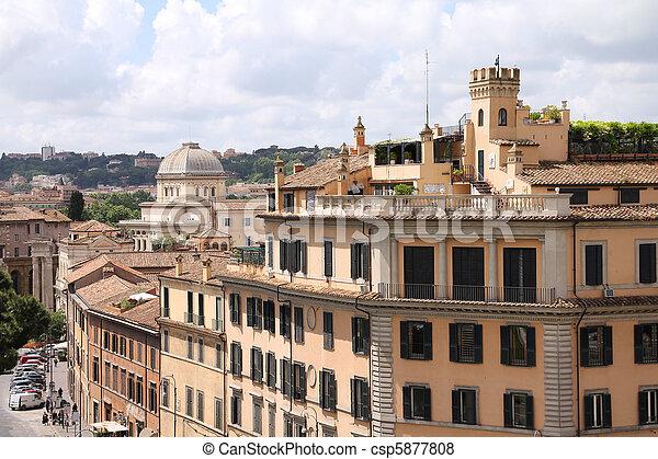Rome - csp5877808