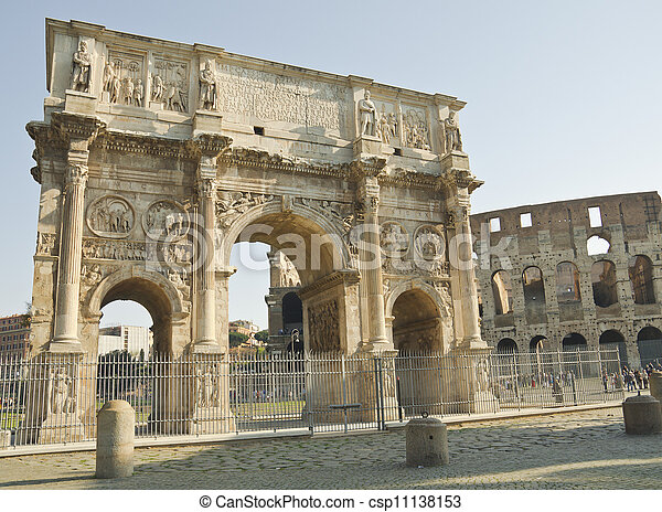 Rome - csp11138153