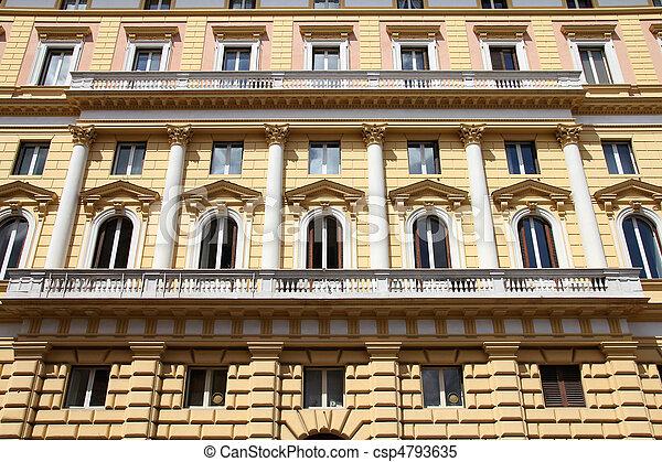 Rome - csp4793635