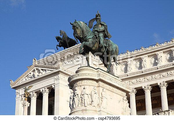 Rome - csp4793695