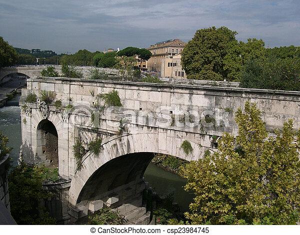 Rome - csp23984745