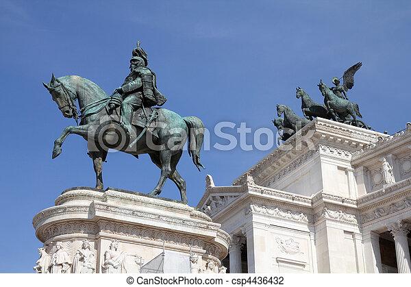 Rome - csp4436432