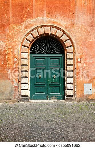 Rome - csp5091662