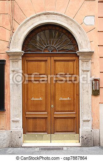 Rome - csp7887864