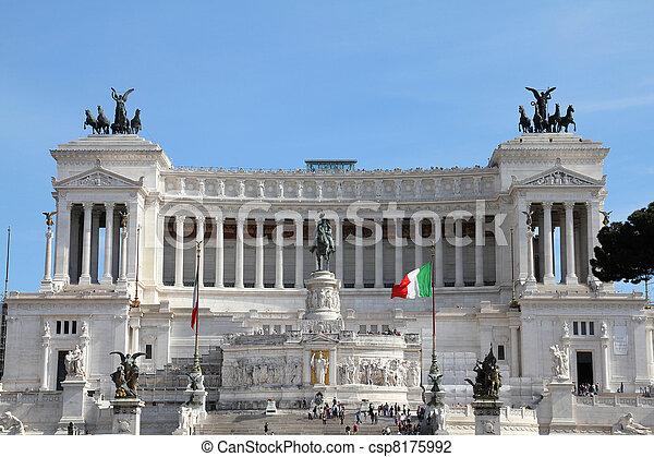 Rome - csp8175992