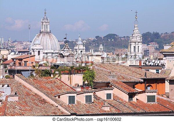 Rome - csp16100602