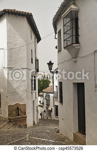 Ronda (Andalucia, Spain) - csp45573526