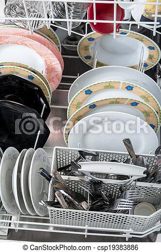 rondella, piatto, pietanza - csp19383886