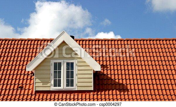 rood, dak - csp0004297