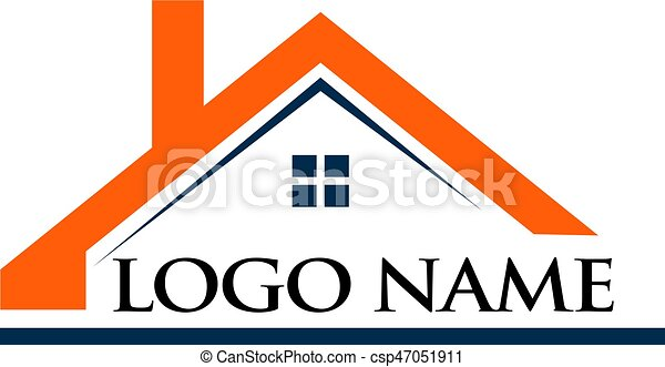roof house and logo name illustration vector clip art search rh canstockphoto com name clip art free name clip art generator