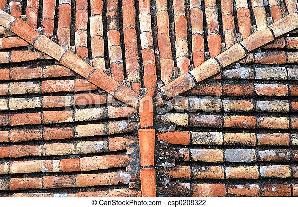 roof texture - csp0208322
