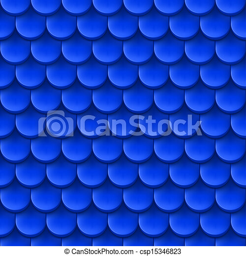 Roof tile background. - csp15346823