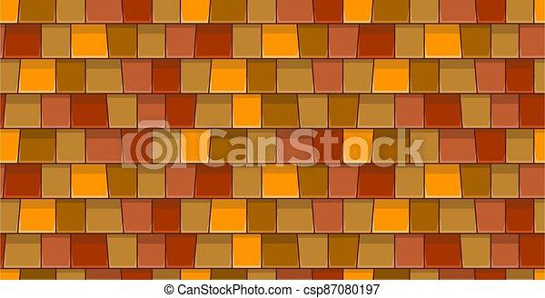Roof tiles - csp87080197