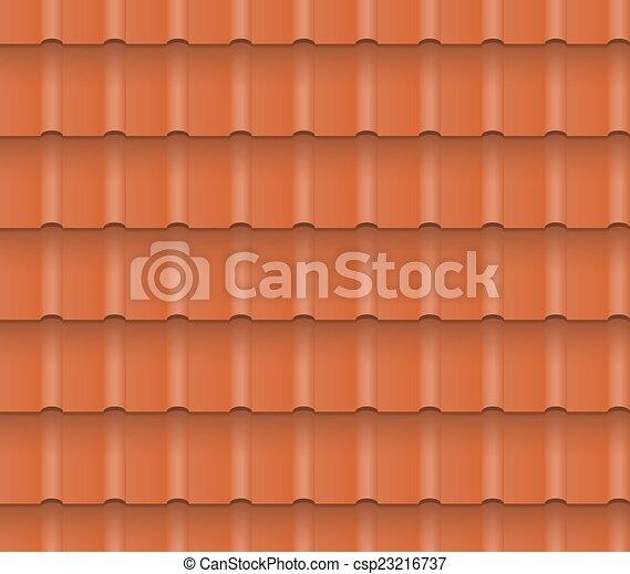 roof tiles - csp23216737