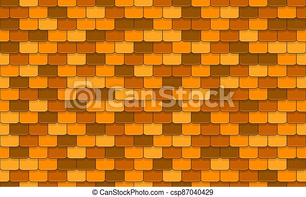 Roof Tiles - csp87040429