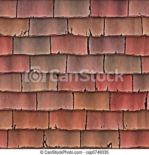 roof tiles - csp0749335