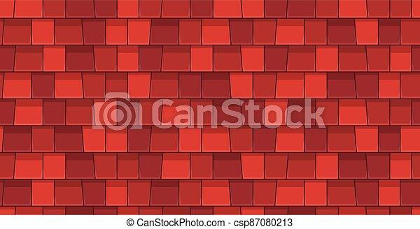 Roof tiles - csp87080213