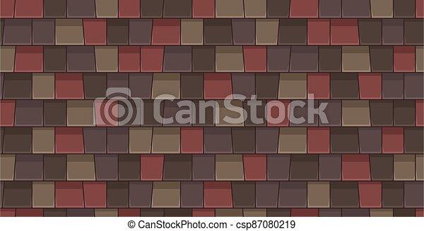Roof tiles - csp87080219