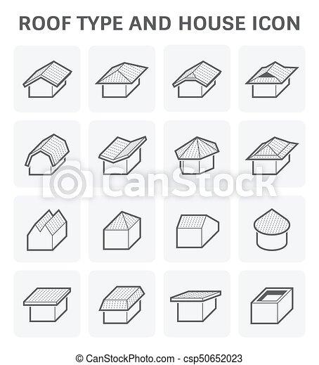 Roof Type Icon   Csp50652023