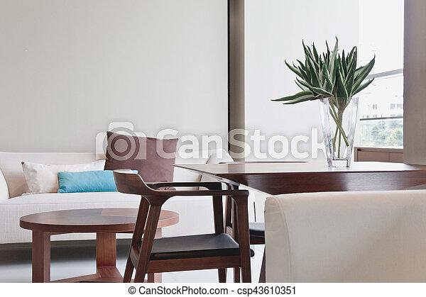 room., vivant - csp43610351