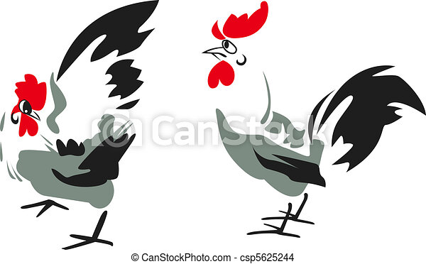 Line Art Rooster : Rooster design eps vector search clip art illustration drawings