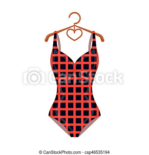 47a2361e1a4 Ropa interior, tartán, swimming., rojo, traje de baño. Tela, ropa ...