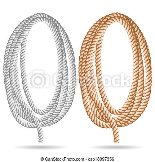 rope  - csp18097356