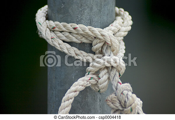 Rope Knot - csp0004418