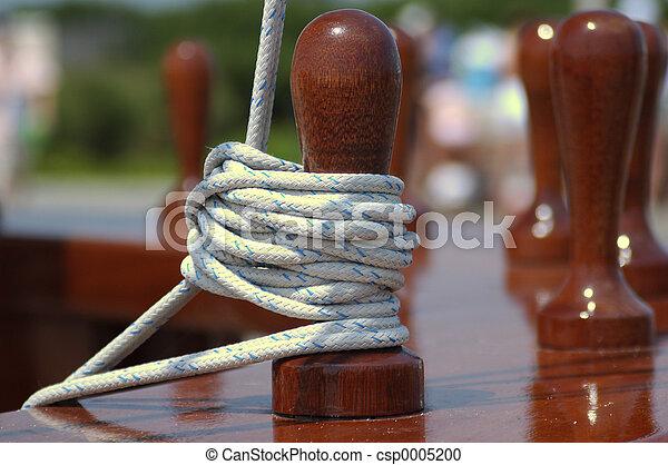 Rope Mooring - csp0005200
