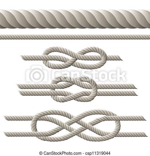 Rope set - csp11319044