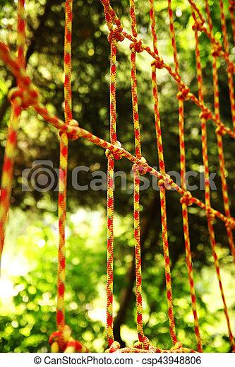 rope Sports Park - csp43948806